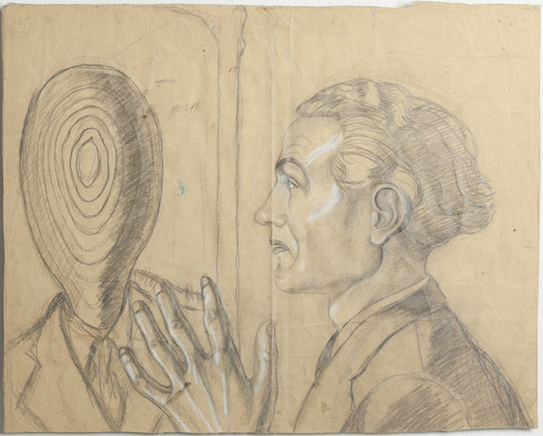 Luigi russolo mag marsiglione arts gallery - Carta a specchio ...