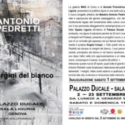 Antonio Pedretti invito