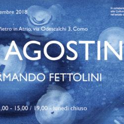 Armando Fettolini mostra a Como