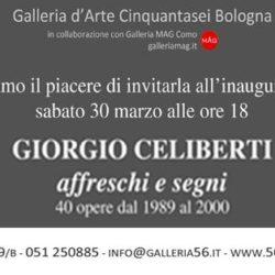 Giorgio Celiberti in mostra a Bologna
