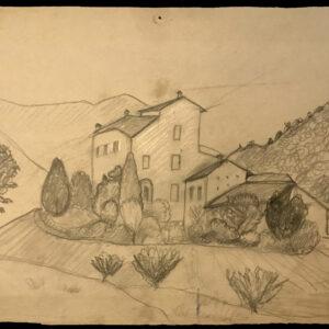 Luigi Russolo Casa di campagna