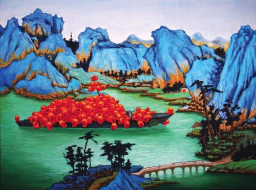 Qiuchi Chen, Landscape