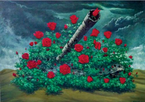 Qiuchi Chen, Rose and tanks