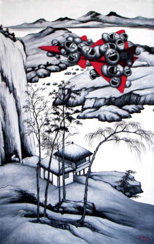 Qiuchi Chen, Scenery III