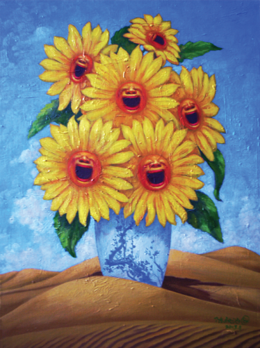 Qiuchi Chen, Sunflower II