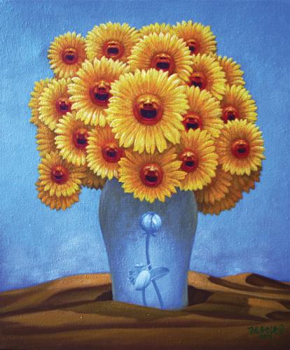Qiuchi Chen, Sunflower IV